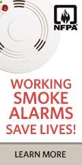 Working Smoke Alarms Save Lives